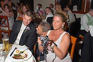6/25/10 9:18:29 PM -- Philadelphia, Pa. U.S.A. -- Lauren & Joe - June 25, 2010 --  Photo by William Thomas Cain/cainimages.com
