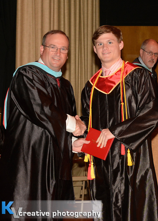 Bergen Catholic High School Graduation 2014