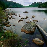 Jordan Pond in Acadia National Park, Maine