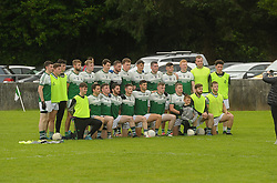 The Neale before the clash against Ballinrobe<br />Pic Conor McKeown