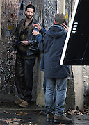 19.SEPTEMBER.2013. LONDON<br /> <br /> AMBER HEARD SEEN FILMING ON THE SET OF LONDON FIELDS WITH BILLY BOB THORNTON AND JIM STURGESS.<br /> <br /> BYLINE: EDBIMAGEARCHIVE.CO.UK<br /> <br /> *THIS IMAGE IS STRICTLY FOR UK NEWSPAPERS AND MAGAZINES ONLY*<br /> *FOR WORLD WIDE SALES AND WEB USE PLEASE CONTACT EDBIMAGEARCHIVE - 0208 954 5968*