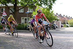 Christine Majerus (Boels Dolmans) in the race winning break at the 111 km Stage 4 of the Boels Ladies Tour 2016 on 2nd September 2016 in 's-Hertogenbosch, Netherlands. (Photo by Sean Robinson/Velofocus).