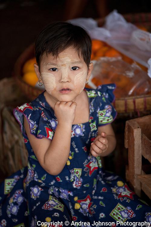 Thirimingala Zei Market, Yangon, Burma