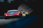 June 28 - July 1, 2018: IMSA Weathertech 6hrs of Watkins Glen. 64 Scuderia Corsa, Ferrari 488 GT3, Bill Sweedler, Townsend Bell, Frank Montecalvo