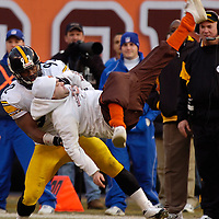 12.24.2005 Pittsburgh Steelers at Cleveland Browns