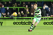 Forest Green Rovers Mark Roberts(21) during the EFL Sky Bet League 2 match between Forest Green Rovers and Carlisle United at the New Lawn, Forest Green, United Kingdom on 23 December 2017. Photo by Shane Healey.