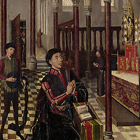 SANTILLANA, Inigo Lopez de Mendoza Marques de