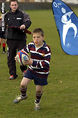 Gloucester Rugby Camp at Pates Grammar School. 4-4-06. Action Pics