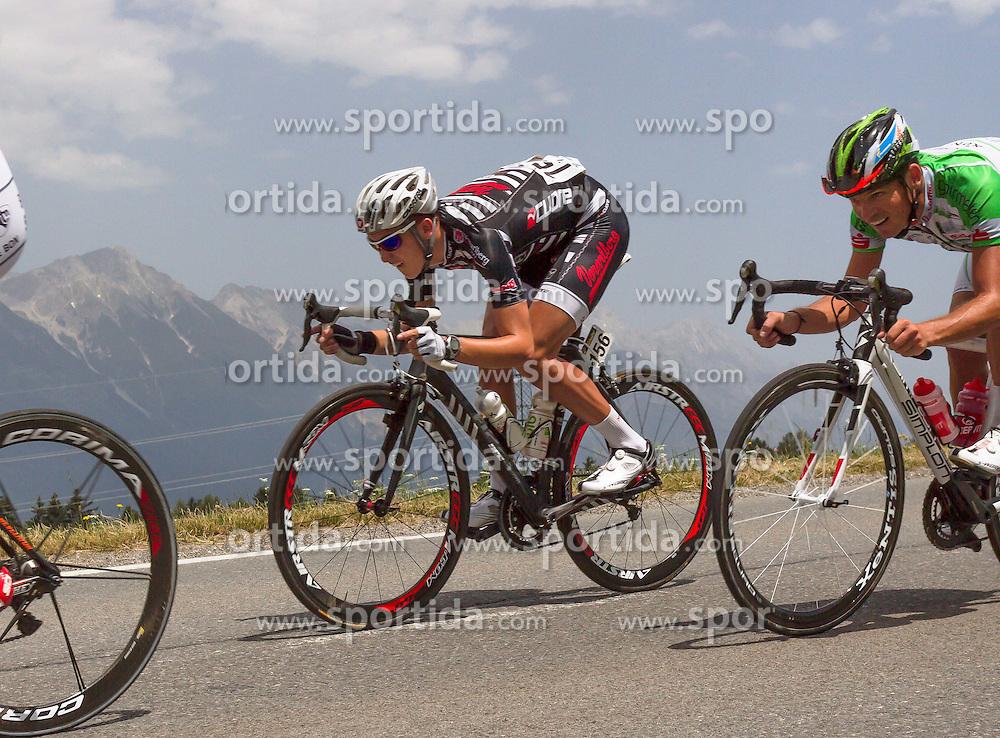 01.07.2012, Innsbruck, AUT, 64. Oesterreich Rundfahrt, 1. Etappe, EZF Innsbruck, im Bild Konrad Patrick (AUT) during the 64rd Tour of Austria, Stage 1, Individual time trial in Innsbruck, Austria on 2012/07/01