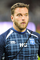 Hugo CABOURET - 31.10.2014 - Auxerre / Brest - 13eme journee Ligue 2<br />