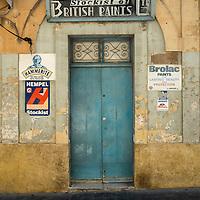 Joseph Clappara Clappard,<br />Ironmongery Store,<br />Mdina,<br />Malta, Europe.<br />Summer 2016.