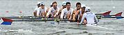 Amsterdam. NETHERLANDS. USA LM8+. Stephen Young Cox, Andrew Weiland(s) Peter Gibson(7)Dan Kirrane(6), Joseph Hanlon(5), Matthew O'Leary(4) Josh Getz(3), Andrew Hakanson(2), Kyle Traub(b)   2014 FISA  World Rowing. Championships.  De Bosbaan Rowing Course . 15:43:19  Tuesday  26/08/2014  [Mandatory Credit; Peter Spurrier/Intersport-images]