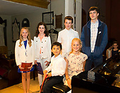 Young Pianists Concert