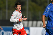 21.09.2017; Niederhasli; FUSSBALL U16 - Schweiz - Italien;<br /> Josip Brnic (SUI) <br /> (Andy Mueller/freshfocus)