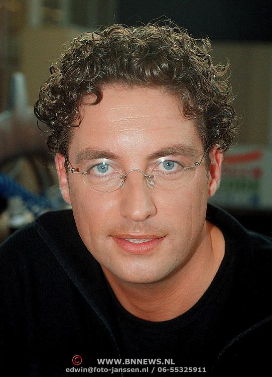 Start Domino Day 1999, Matthias Scholten