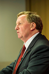Scottish interim Labour leader Alex Rowley has stepped aside from the role amid claims about his conduct, the party has said.<br /> <br /> In a statement, Mr Rowley rejected the allegations and said he would work to clear his name.<br /> <br /> It follows claims  that the Mid Scotland and Fife MSP sent abusive text messages to a former partner.
