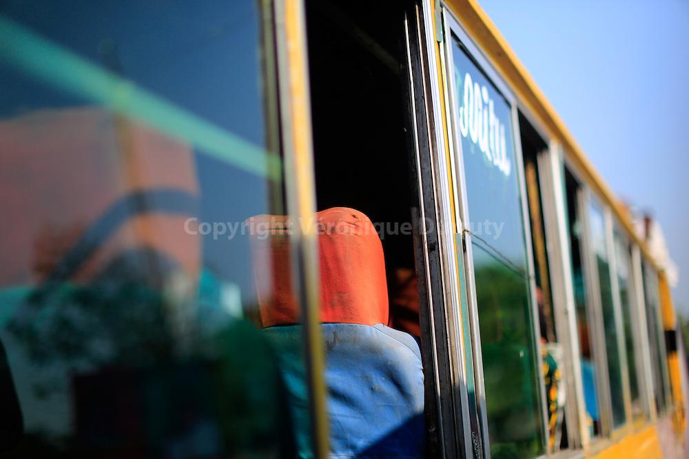 Bus,Kuchtia, Bangladesh