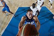 DESCRIZIONE : Bormio Torneo Internazionale Maschile Diego Gianatti Italia Senegal<br /> GIOCATORE : Marco Cusin<br /> SQUADRA : Italia Italy<br /> EVENTO : Raduno Collegiale Nazionale Maschile <br /> GARA : Italia Senegal Italy <br /> DATA : 17/07/2009 <br /> CATEGORIA :  rimbalzo special<br /> SPORT : Pallacanestro <br /> AUTORE : Agenzia Ciamillo-Castoria/C.De Massis