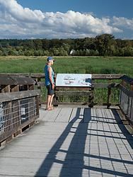 United States, Washignton, Billy Frank Jr. Nisqually National Wildlife Refuge.  MR