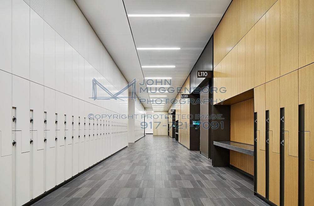 The New Kellogg School of Management building at Northwestern University, Evanston, IL.<br /> Designed by KPMB Architects with lighting by Tillotson Design. Photographed by John Muggenborg.