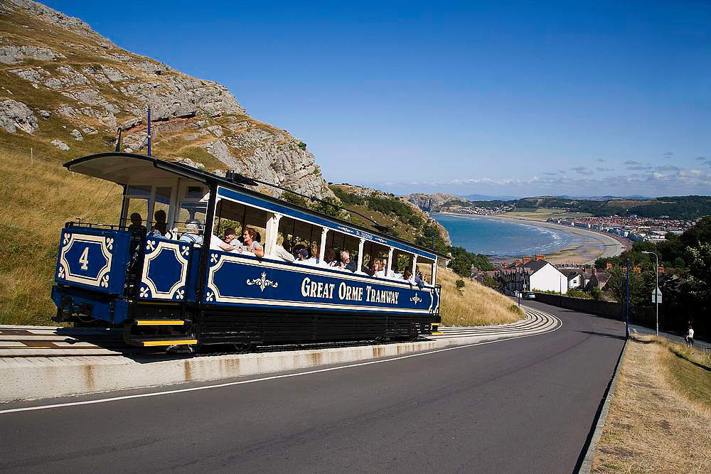 Llandudno and Great Orme,North Wales