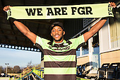Forest Green Rovers Signing 301116