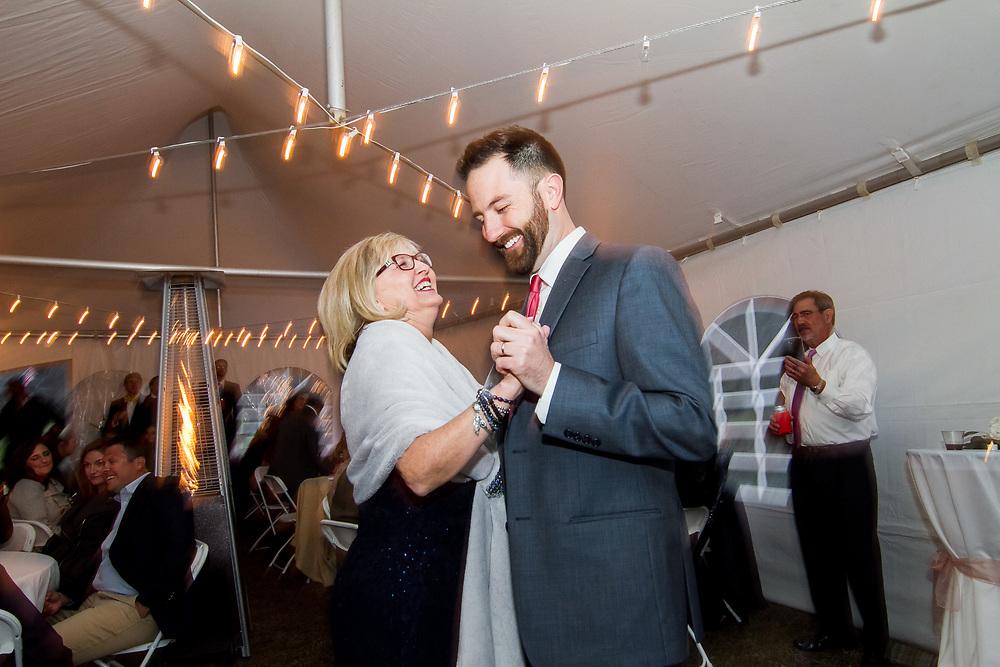 The wedding of Jessy Bahn &amp; David Patterson.<br /> March 11, 2017.<br /> Blue Ridge, Georgia.