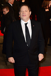 Harvey Weinstein attends The Royal Film Performance of Mandela Loing Walk To Freedom Film Premiere at Odeon Leicester Square, London, United Kingdom. Thursday, 5th December 2013. Picture by Nils Jorgensen / i-Images