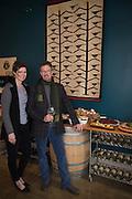 Scott & Annie Shull, Raptor Ridge Auxtoberfest release party for the2015 Auxerrois Blanc, Willamette Valley, Oregon