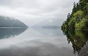 Crescent Lake, Olympic National Park, Washington
