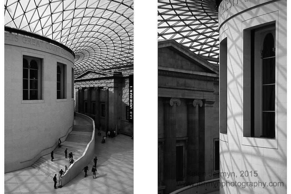 The Great Court, British Museum, Bloomsbury