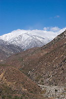 Mount Baldy Winter Snow, Angeles National Forest, California