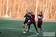 In a season opening scrimmage against the Wales National Team, the Mustangs Women's Lacrosse team fell 13-3.In a season opening scrimmage against the Wales National Team, the Mustangs Women's Lacrosse team fell 13-3.