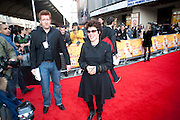 RUBY WAX, The Infidel premiere. Apollo theatre, Hammersmith. London. 8 April 2010