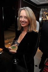 SABRINA GUINNESS at a signing of Redeeming Features - Nicky Haslam's autobiography hosted by House & Garden magazine held at Ralph Lauren, Bond Street, London on 29th October 2009.