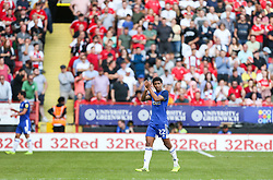 Jude Bellingham of Birmingham City applauds the travelling fans as he leaves the pitch - Mandatory by-line: Arron Gent/JMP - 14/09/2019 - FOOTBALL - The Valley - Charlton, London, England - Charlton Athletic v Birmingham City - Sky Bet Championship
