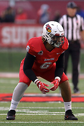NORMAL, IL - September 08: Tuvone Clark during 107th Mid-America Classic college football game between the ISU (Illinois State University) Redbirds and the Eastern Illinois Panthers on September 08 2018 at Hancock Stadium in Normal, IL. (Photo by Alan Look)