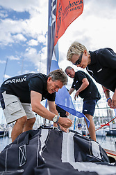 Clipper Round the World Yacht Race, Team Garmin racing in Rolex Sydney to Hobart 2015.