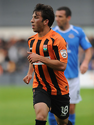 Luke Gambin Barnet FC, Barnet v Eastleigh, Vanarama Conference, Saturday 4th October 2014