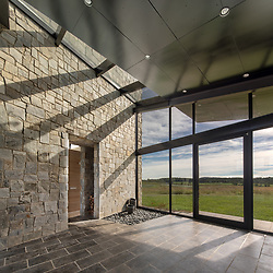 98_Lyle modern home design Foyer with sun light