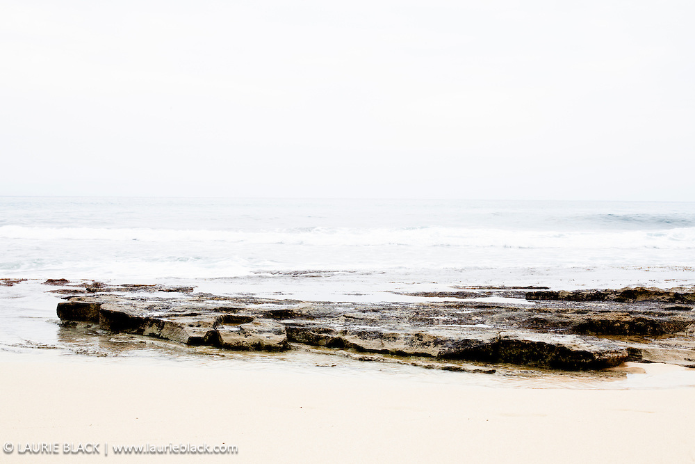 Hawaii beach seascape fine art photograph