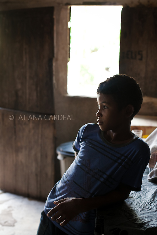 Comunidade V&aacute;rzea Queimada, Munic&iacute;pio de Jaic&oacute;s, Estado do Piau&iacute;. Dezembro, 2011.<br /> Foto: Tatiana Cardeal