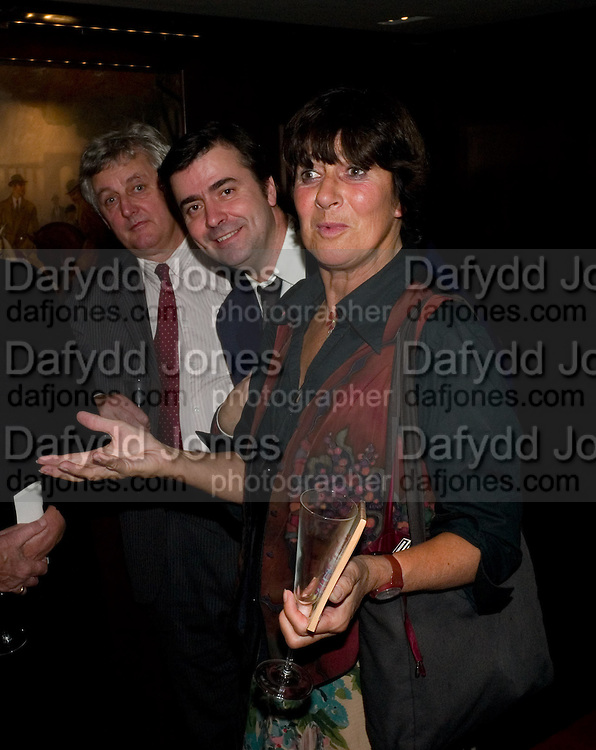 VALERIE GROVE, Catherine Blythe. ' The Art Of Conversation.' Book launch. Ralph Lauren. New Bond St. London. 4 November 2008.  *** Local Caption *** -DO NOT ARCHIVE-© Copyright Photograph by Dafydd Jones. 248 Clapham Rd. London SW9 0PZ. Tel 0207 820 0771. www.dafjones.com.