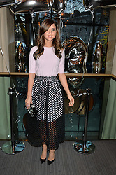 LUCY MECKLENBURGH at the 3rd birthday party for Spectator Life magazine hosted by Andrew Neil and Olivia Cole held at the Belgraves Hotel, 20 Chesham Place, London on 31st March 2015.