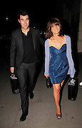 08.SEPTEMBER.2009 - LONDON<br /> <br /> STEVE JONES AND CLAUDIA WINKLEMAN LEAVING THE ROYAL OPERA HOUSE, COVENT GARDEN AFTER ATTENDING THE 2009 GQ MEN OF THE YEAR AWARDS.<br /> <br /> BYLINE: EDBIMAGEARCHIVE.COM<br /> <br /> *THIS IMAGE IS STRICTLY FOR UK NEWSPAPERS AND MAGAZINES ONLY*<br /> *FOR WORLD WIDE SALES AND WEB USE PLEASE CONTACT EDBIMAGEARCHIVE - 0208 954 5968*
