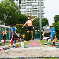 A Div Boys Long Jump