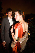 PAUL ANDERSON; MILLA JOVAVICH; Rodarte Poolside party to show their latest collection. Hosted by Kate and Laura Muleavy, Alex de Betak and Katherine Ross.  Chateau Marmont. West  Sunset  Boulevard. Los Angeles. 21 February 2009 *** Local Caption *** -DO NOT ARCHIVE -Copyright Photograph by Dafydd Jones. 248 Clapham Rd. London SW9 0PZ. Tel 0207 820 0771. www.dafjones.com<br /> PAUL ANDERSON; MILLA JOVAVICH; Rodarte Poolside party to show their latest collection. Hosted by Kate and Laura Muleavy, Alex de Betak and Katherine Ross.  Chateau Marmont. West  Sunset  Boulevard. Los Angeles. 21 February 2009