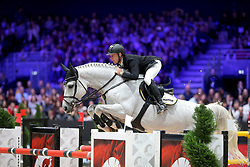 Ehning Marcus, GER, Cornado NRW<br /> LONGINES FEI Jumping World Cup™ - Lyon 2019<br /> © Hippo Foto - Julien Counet<br /> 03/11/2019