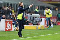 06.11.2016 - Milano- Serie A 2016/17 - 12a giornata  -  Inter-Crotone nella  foto: Davide Nicola allenatore del Crotone