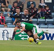 Dundee v Hibernian 27-08-2017